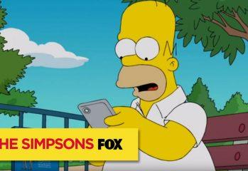 That Didn't Take Long: Homer Simpson Is Playing Pokemon Go