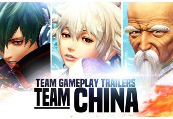 The King Of Fighters XIV: Team China Trailer