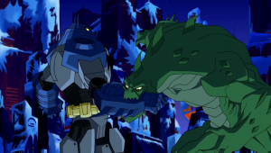 Batman Unlimited Mechs vs Mutants