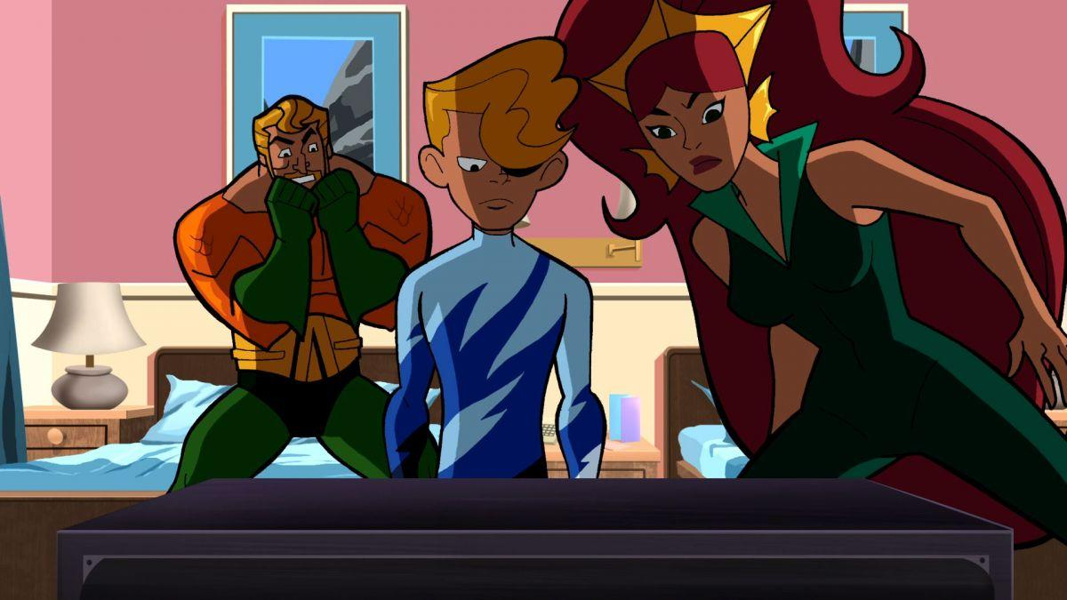 Batman: The Brave and The Bold 2x04 Aquaman's Outrageous ...  |Batman The Brave And Bold Aquaman