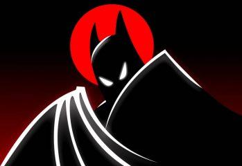 Batman the Animated Series Silhouette