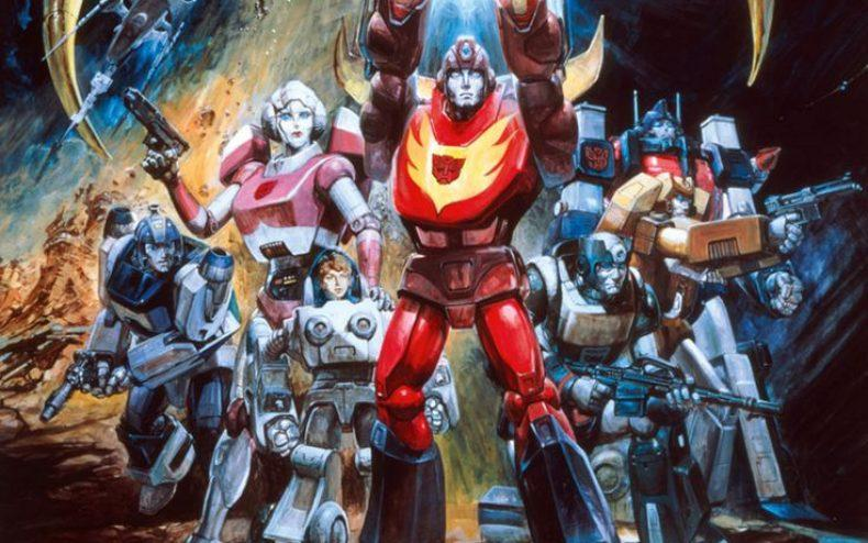 Transformers: The Movie 30th Anniversary Edition - Holiday Gift Guide 2016 - Digital, Blu-ray and DVD