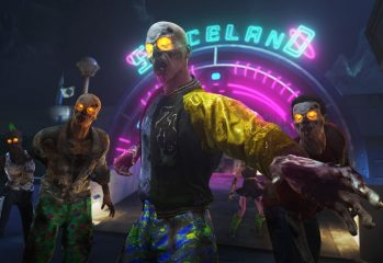 Call Of Duty Presents: Zombies In Spaceland