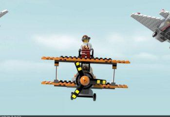 If You Can't Get To The Air Show, LEGO Brings The Air Show To You