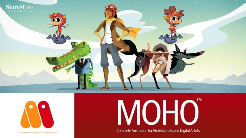 Moho 12 Animation Software Formerly Anime Studio Now Available