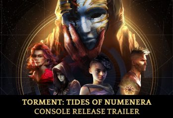 Torment: Tides Of Numenera Announcement Trailer