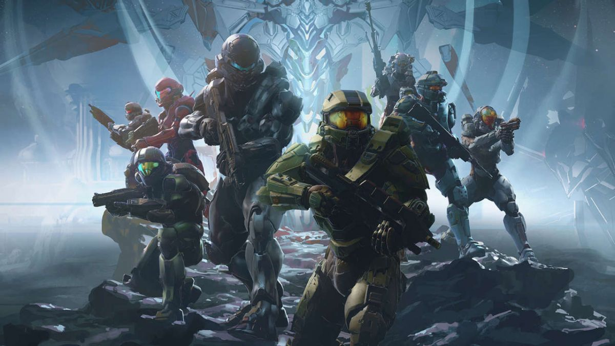 Halo 5 343 Industries