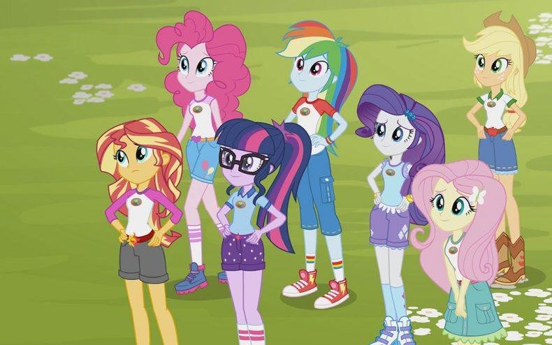 My Little Pony Equestria Girls Legend of Everfree
