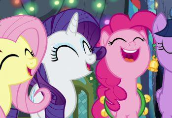 My Little Pony: Friendship is Magic A Pony Kind of Christmas