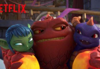 Here's The Big Skylanders Academy Trailer