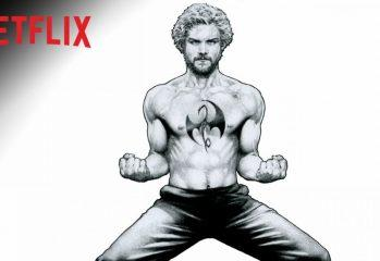 NYCC 2015: Iron Fist, Layer By Layer