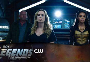 NYCC 2016: Legends of Tomorrow Will Be Even Crazier This Year