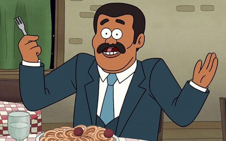 Neil deGrasse Tyson to Guest Star on Regular Show's Last Halloween ...