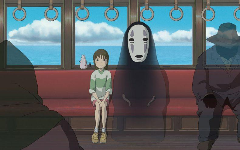 DVD, Blu-ray and Digital Holiday Gift Guide 2017 - Spirited Away