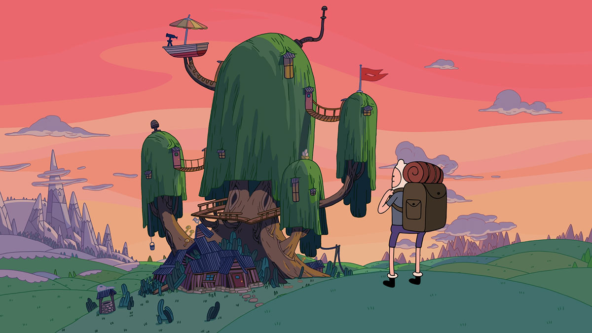 "Review: ""Adventure Time: Islands"" Offers Closure for Finn ..."
