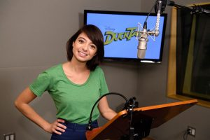 DuckTales Kate Micucci