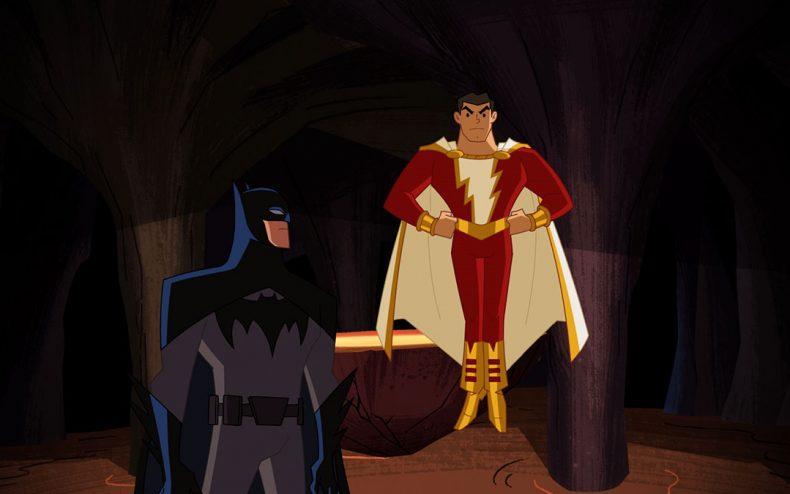 Justice League Action Shazam Slam