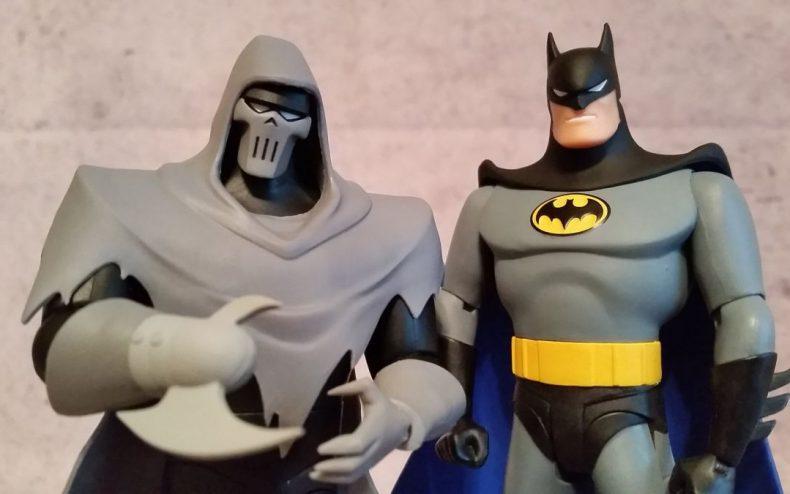 DC Collectibles Batman: Mask of the Phantasm: Batman and the Phantasm Action Figure - Holiday Gift Guide 2016 - Comics & Collectibles