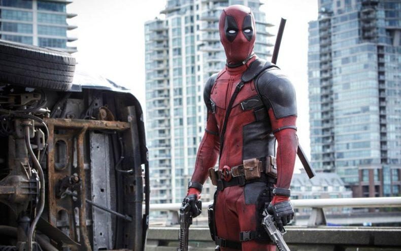 Deadpool - Holiday Gift Guide 2016 - Digital, Blu-ray and DVD