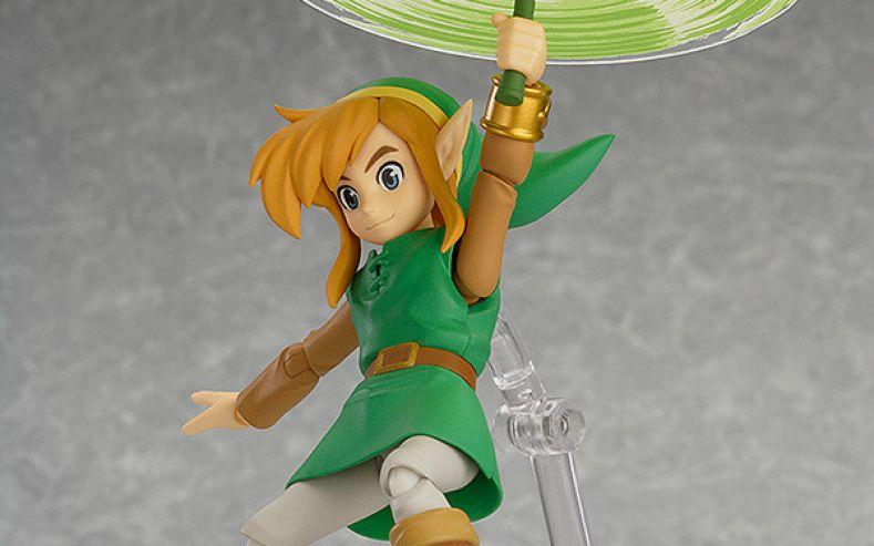Figma Link (Link Between Worlds) - Holiday Gift Guide 2016 - Comics & Collectibles