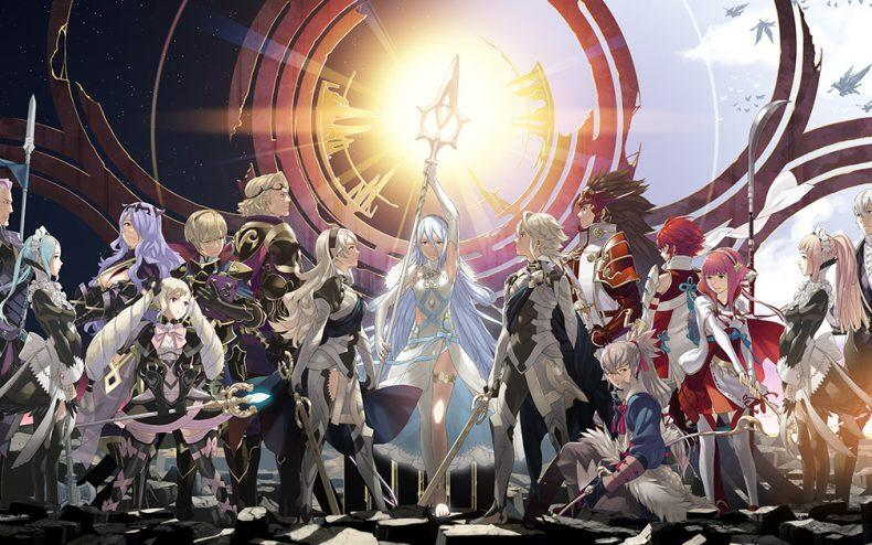 Fire Emblem Fates - 3DS - Holiday Gift Guide 2016 - Video Games