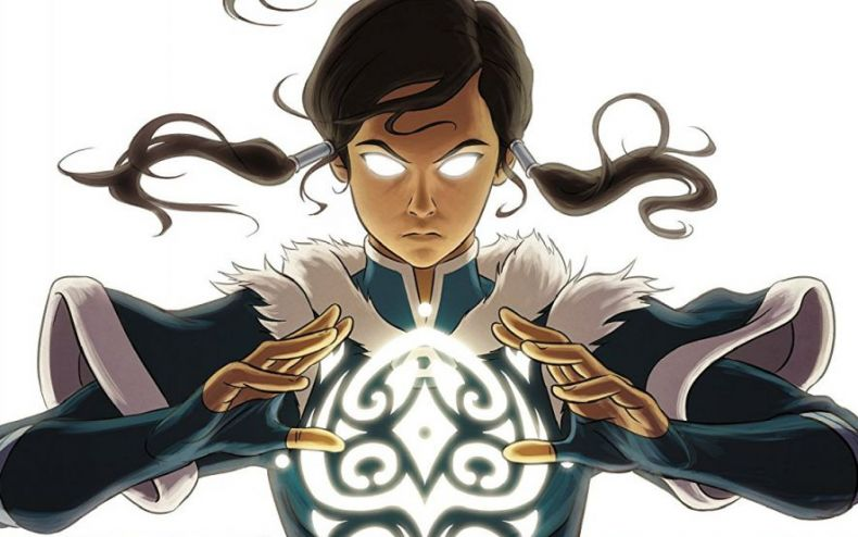 The Legend of Korra: The Complete Series - Holiday Gift Guide 2016 - Digital, Blu-ray and DVD