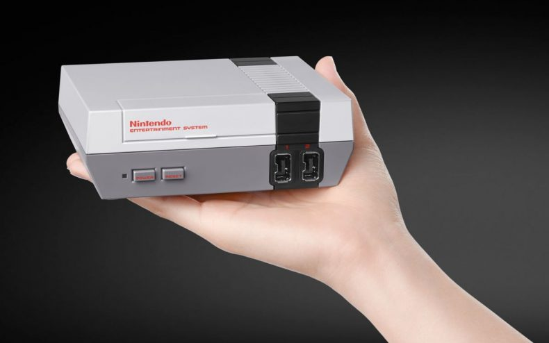 NES Classic Edition - Holiday Gift Guide 2016 - Video Games
