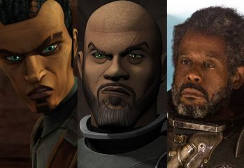 Star Wars Rebels Saw Gerrera Forest Whitaker