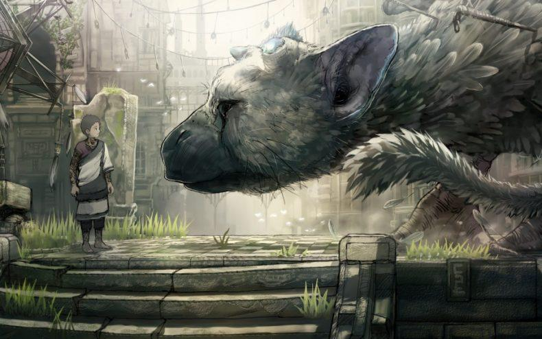 The Last Guardian - Holiday Gift Guide 2016 - Video Games