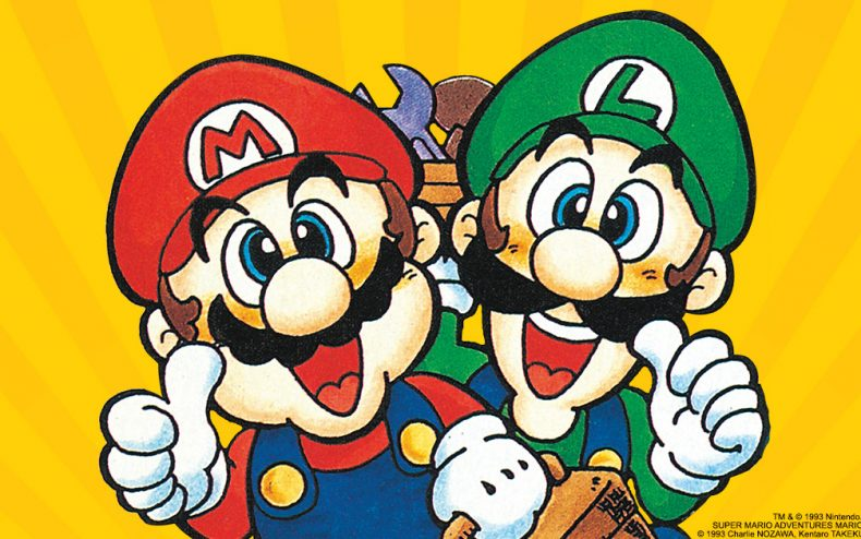 Super Mario Adventures - Holiday Gift Guide 2016 - Comics & Collectibles