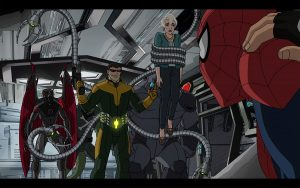 Ultimate Spider-Man vs. the Sinister Six Graduation Day Part One