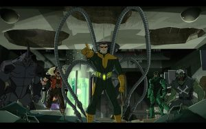 Ultimate Spider-Man vs. the Sinister Six Graduation Day Part Two