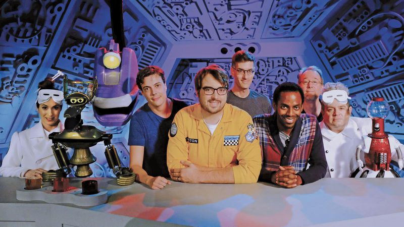 Mystery Science Theater 3000 Reboot Sets Release Date On Netflix
