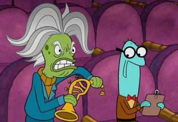 SpongeBob SquarePants Snooze You Lose J.K. Simmons