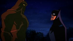 Justice League Action Zombie King
