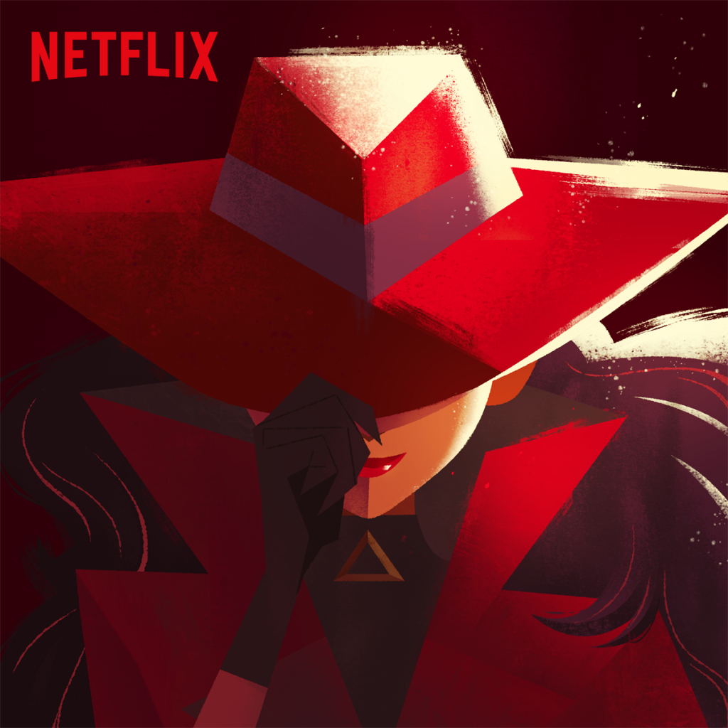 'Carmen Sandiego' with Gina Rodriguez ordered by Netflix