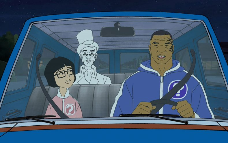 Mike Tyson Mysteries Help a Brother Out