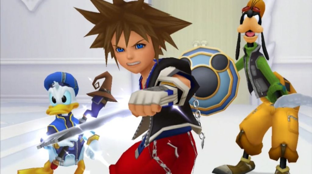 E3 2017: New 'Kingdom Hearts III' Trailer Released