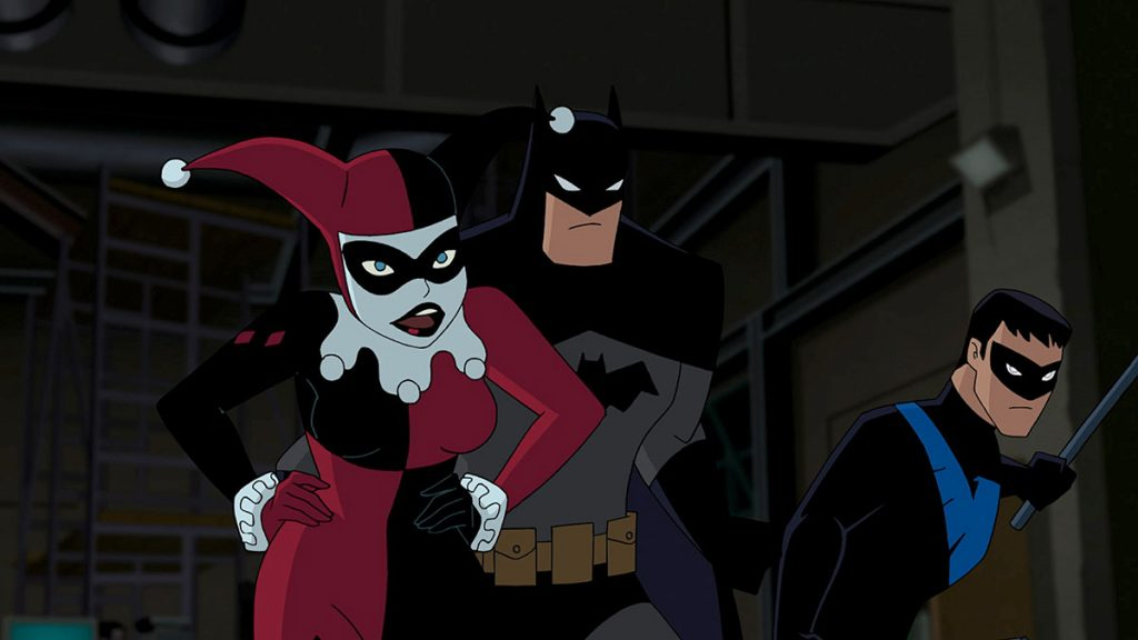 Batman and Harley Quinn Gets One-Night Theatrical Release