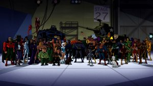 Batman: The Brave and the Bold Season 3 Mitefall