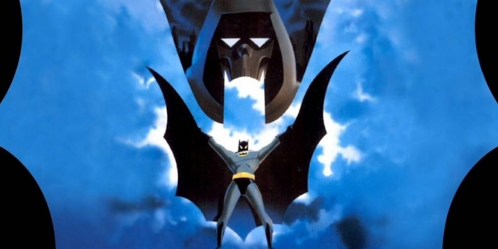Mask of the Phantasm Set to Arrive on Blu-Ray Next Month