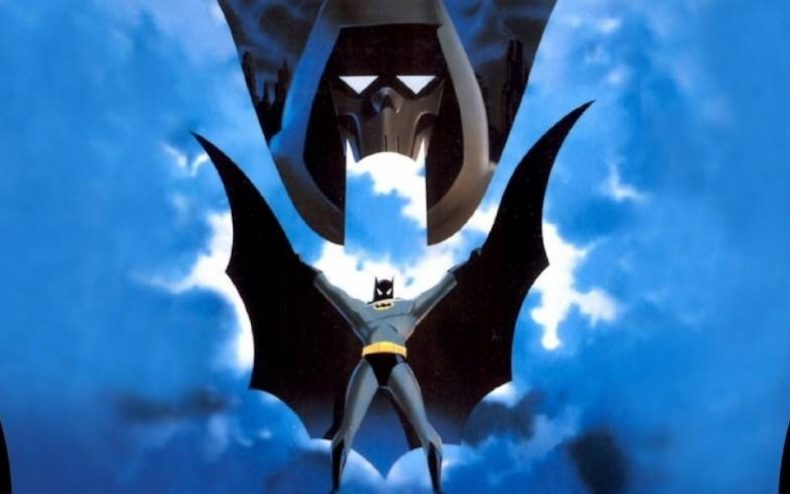 DVD, Blu-ray and Digital Holiday Gift Guide 2017 - Batman: Mask of the Phantasm
