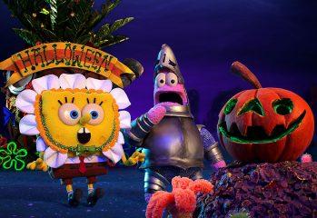 SpongeBob SquarePants The Legend of Boo-Kini Bottom