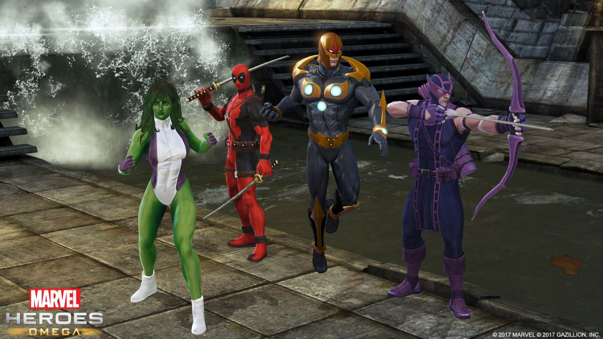 Marvel Heroes Omega Hits the Consoles! Find Out Why You Want