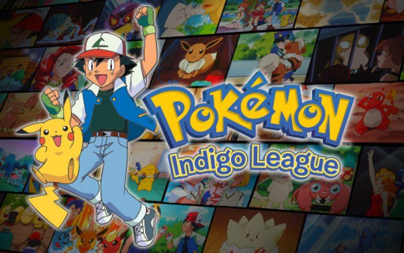 Pokemon Indigo League Goes Digital Toonzone News