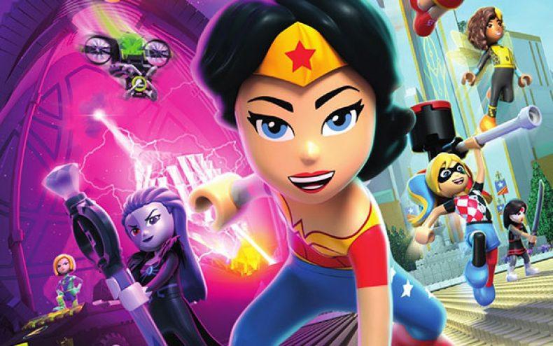 LEGO DC Super Hero Girls Brain Drain