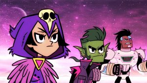 Teen Titans Go The Night Begins to Shine