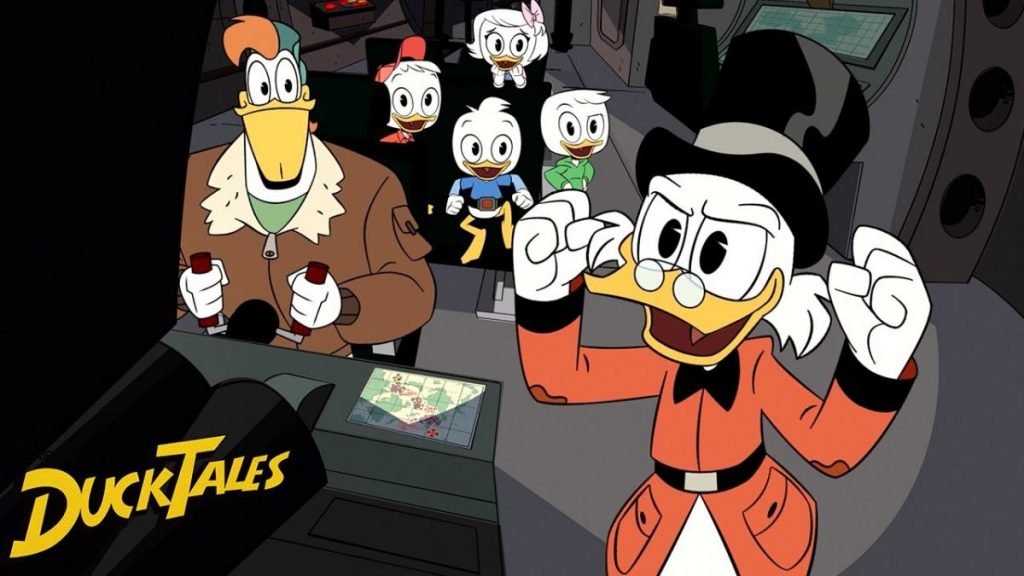 CONFIRMED - Darkwing Duck will be in new 'DuckTales' series