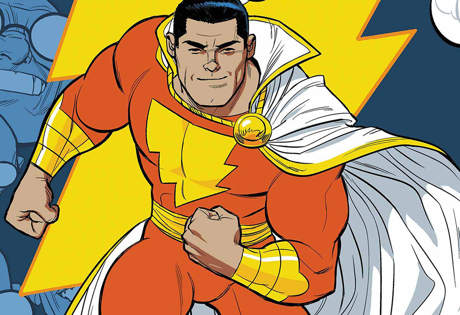 DC Films' Shazam! set to enter production in early 2018