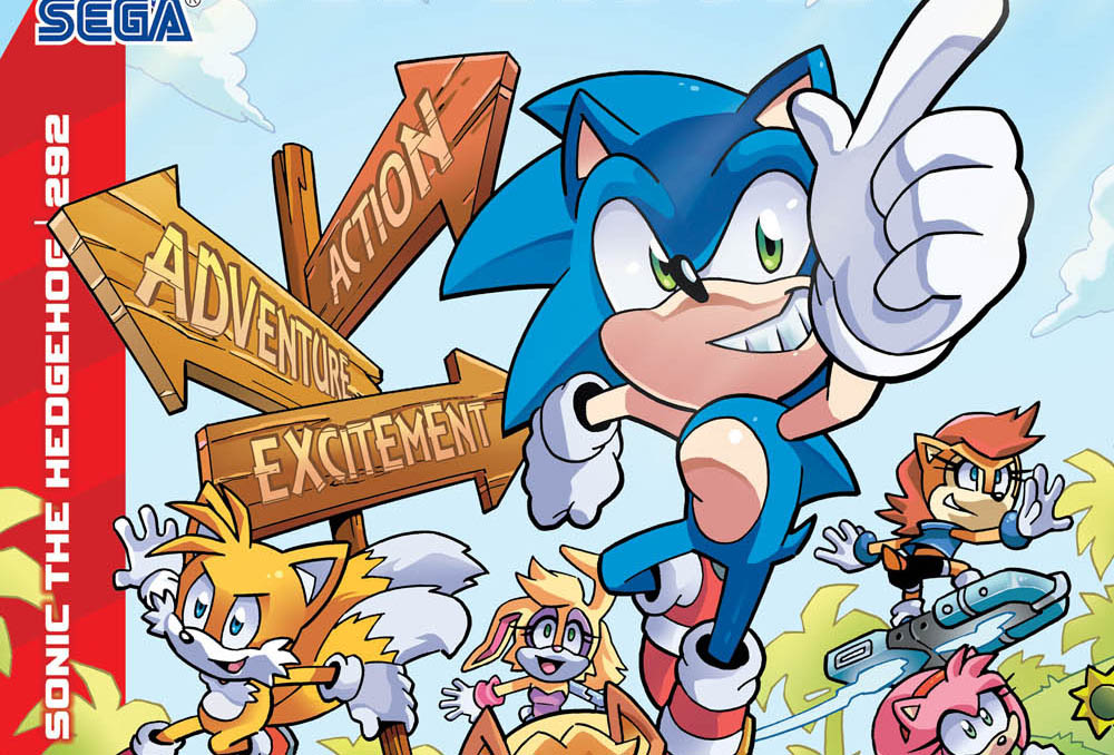 archie s sonic the hedgehog comic is officially cancelled toonzone